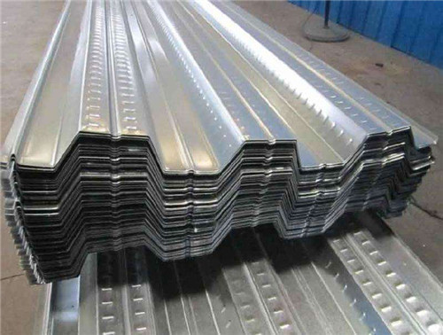 钢筋桁架楼承板施工