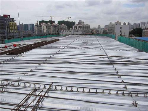 楼承板工程安装