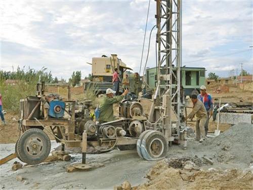 地热钻井施工介绍不同钻井工具的能效不同