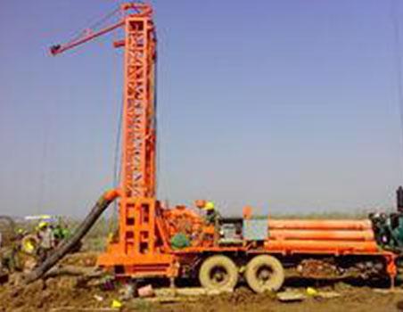 HWL多功能水井钻机