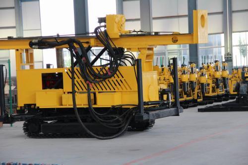 HWD-230型钻机