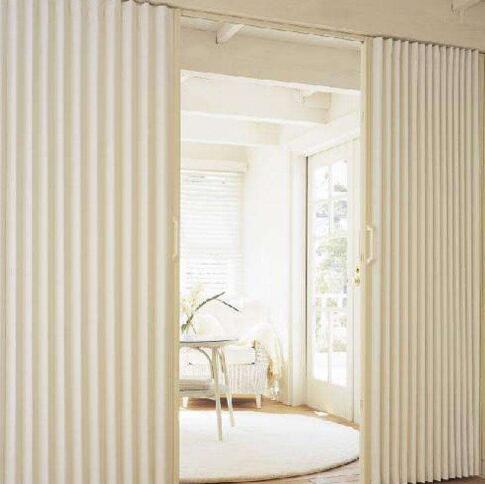PVC折叠门的一些方便的美妙用法
