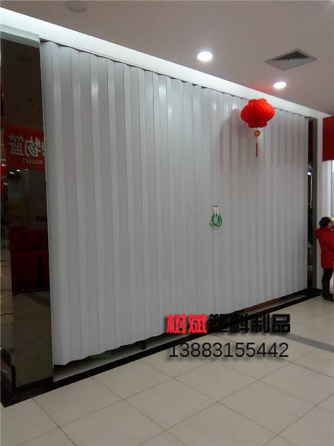 塑料折叠门型材