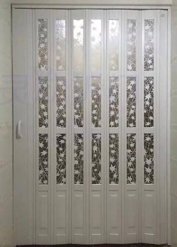 卫生间使用PVC折叠门的好处