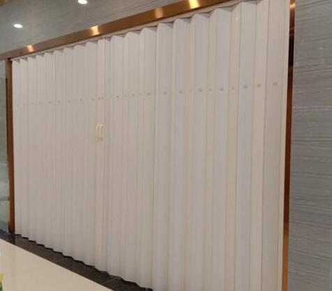 不得不选择PVC折叠门的4个理由