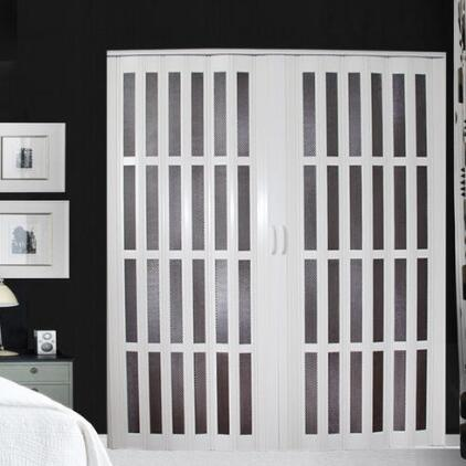 维修PVC折叠门的正确方法