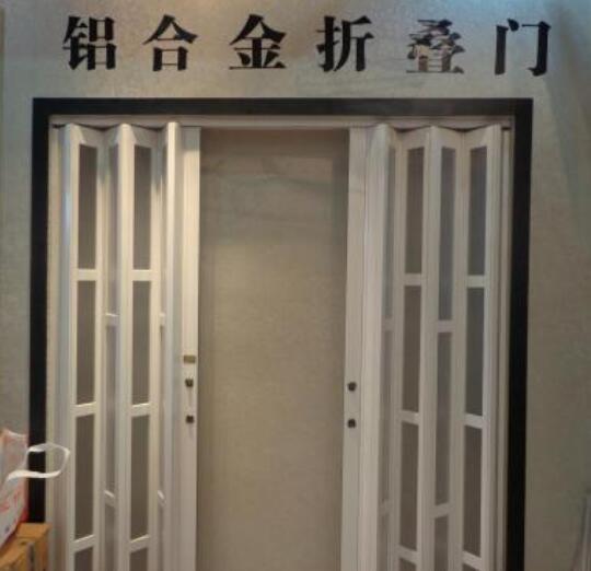 铝合金折叠门空气隔音性能