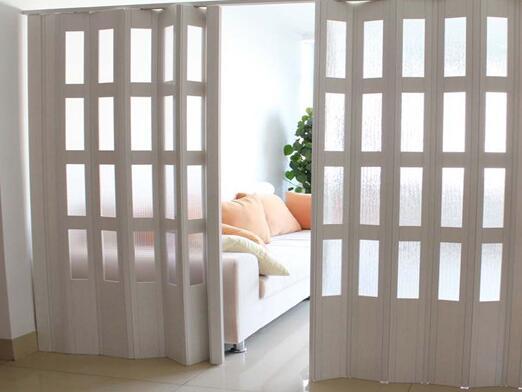 pvc折疊門安裝的要求
