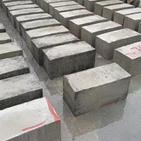 混凝土井石