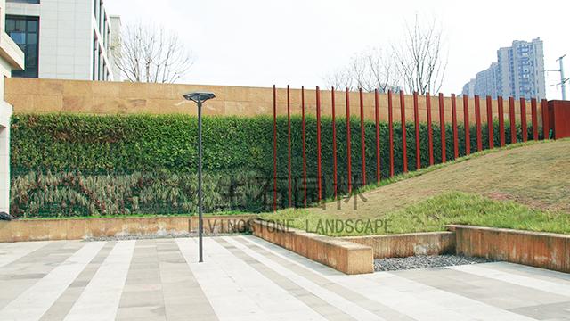北大资源·博雅植物墙---生态垂直绿化