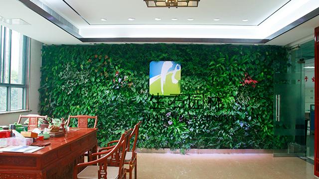 华宇园林生态植物墙