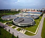 鄒城新城污水處理系統