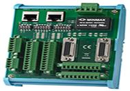 AMAX-1220 基板式2軸AMONet運動控制從站模塊