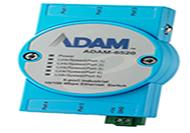 ADAM-6520 5 端口非網管型工業以太網交換機