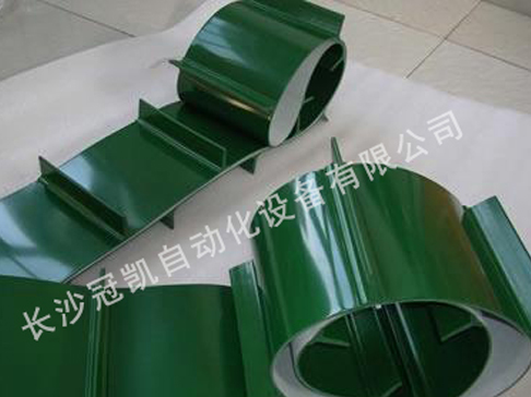 PVC输送带挡块型