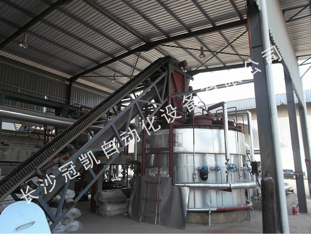 湖南输送机厂家分析皮带输送机断带原因