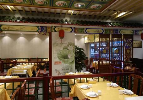 中式古建彩绘