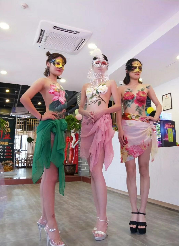 不同文化中的人体彩绘方式,哪个让你印象深刻?