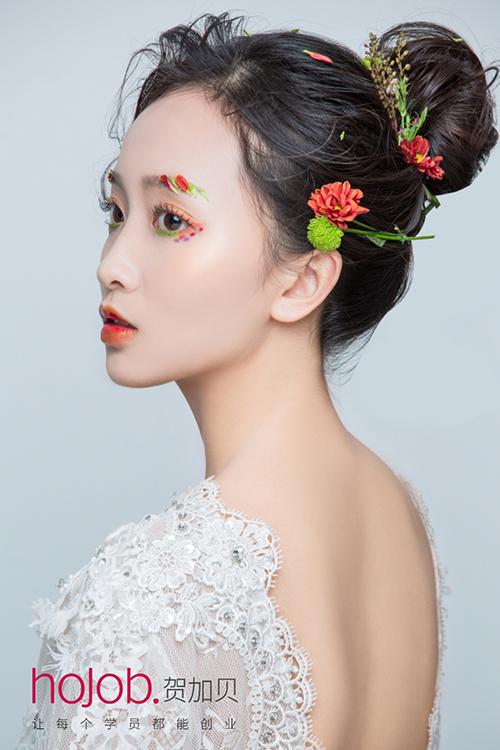 长沙新娘妆培训学校