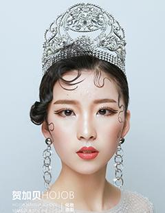 新娘化妆技术