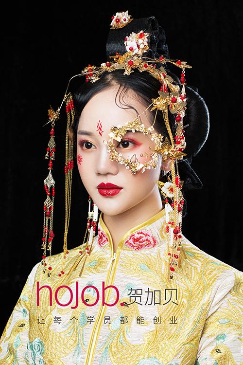 湖南化妆培训技术