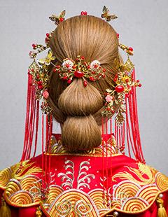新娘化妆造型班