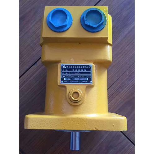 液压马达是液压系统的一种执行元件