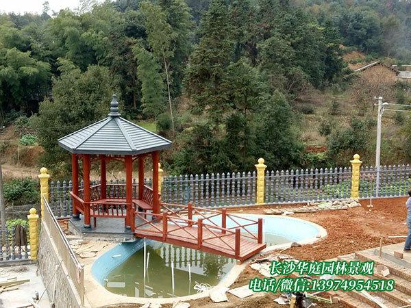 防腐木木桥1
