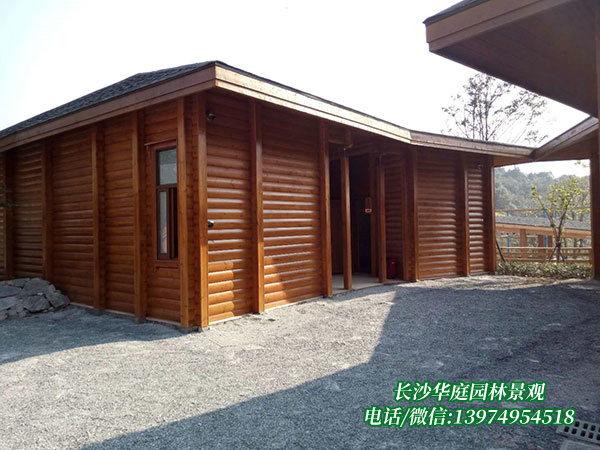 防腐木木屋19