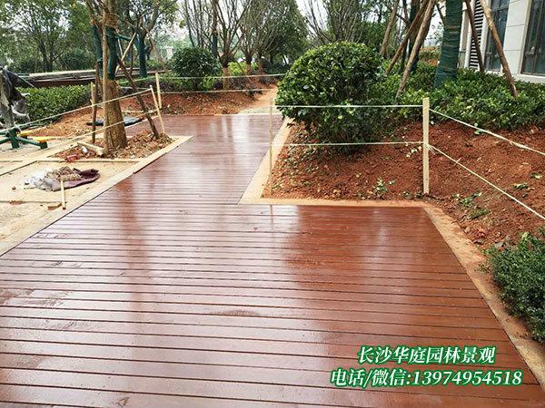 防腐木地板3