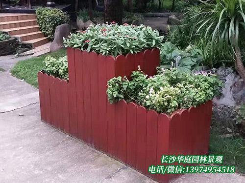 防腐木花箱3