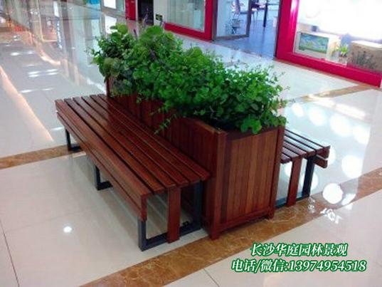 防腐木花箱5