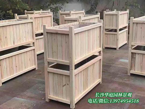 防腐木花箱16