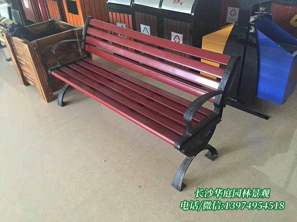 防腐木桌椅7