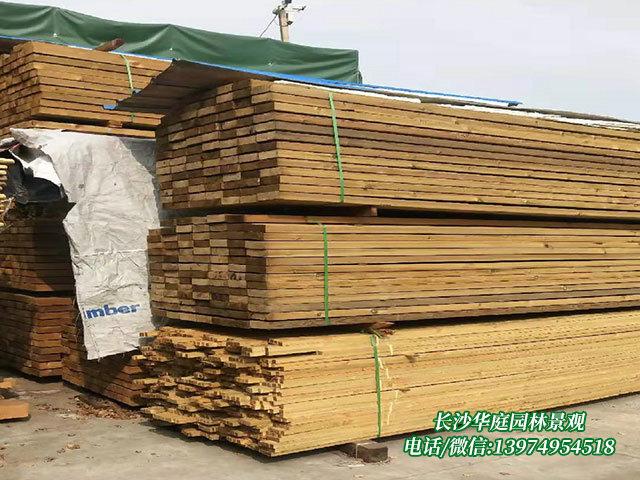 防腐木木材8