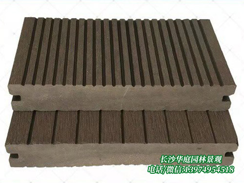 塑木实心地板1