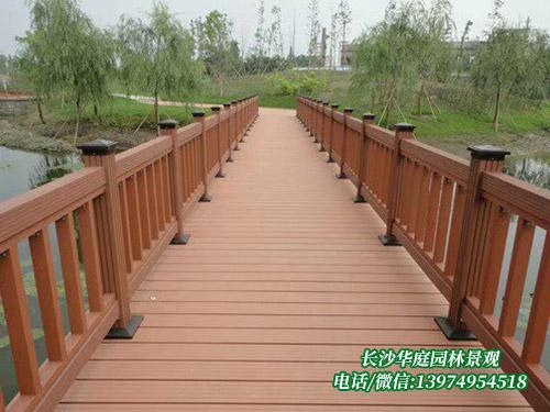 塑木地板栈道2