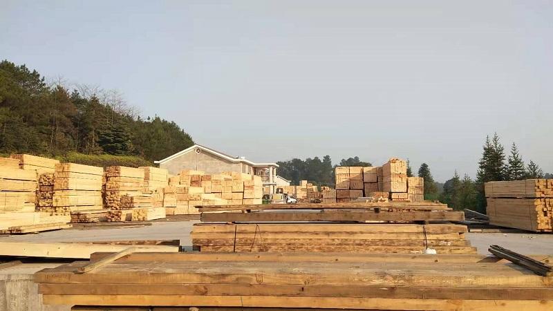 防腐木木材11