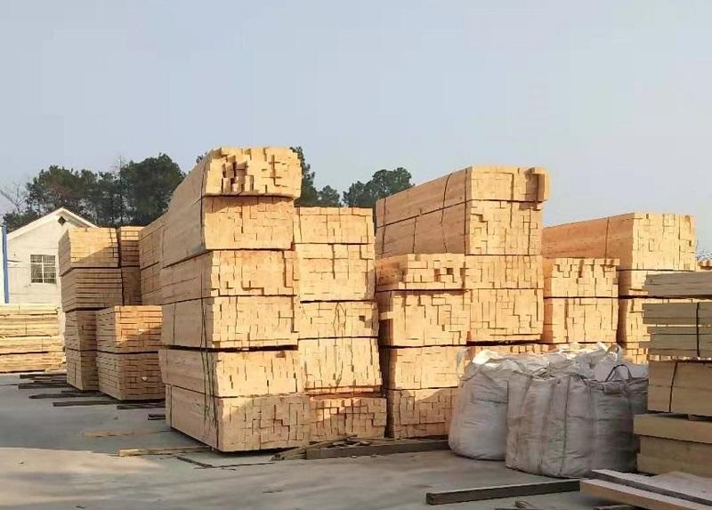 防腐木木材12