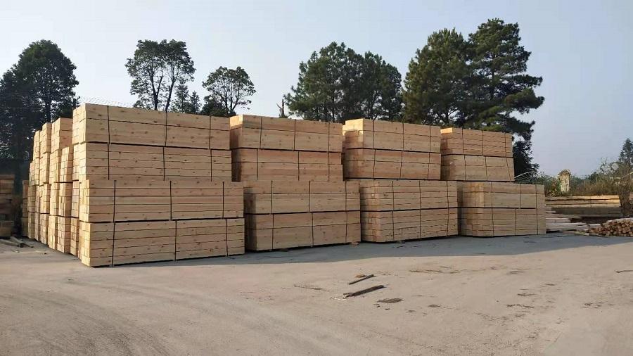 防腐木木材13