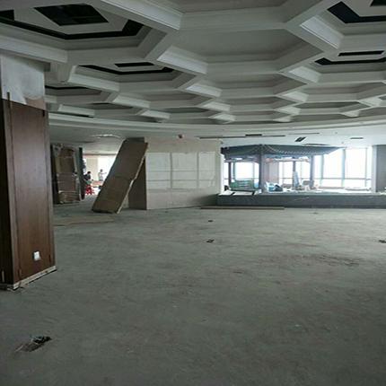 北京银行长沙支行办公大楼清洁