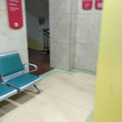 东华妇产医院地板打蜡