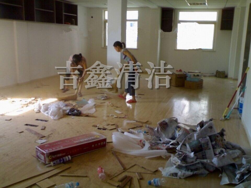 长沙新房清洁案例