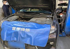 汽车维修是汽车维护和修理的泛称