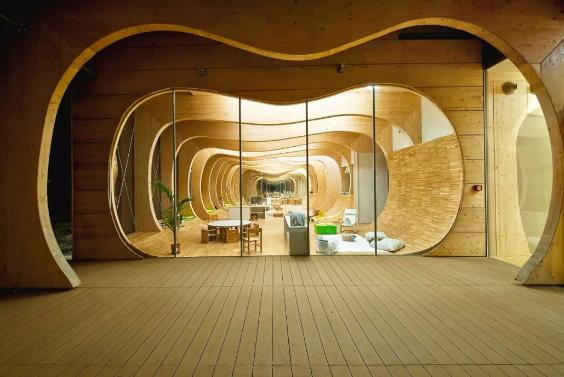 幼儿园建筑设计:意大利Guastalla幼儿园案例