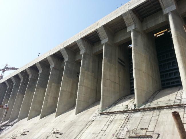 大坝防水工程