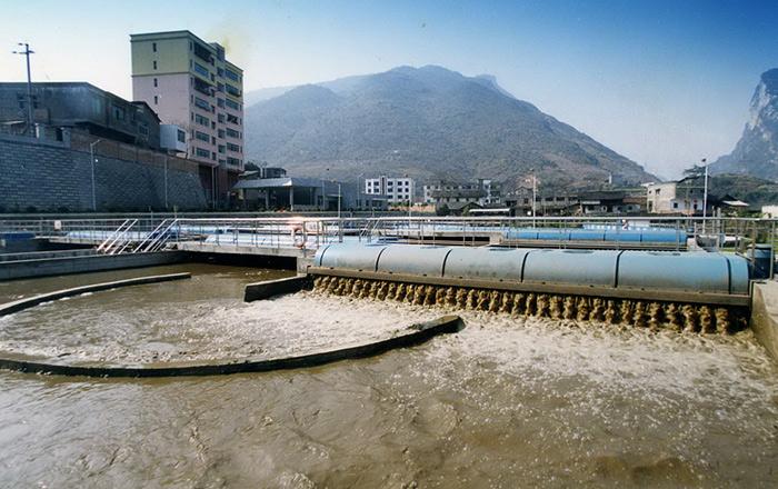 暮云镇第二污水厂防水防腐工程