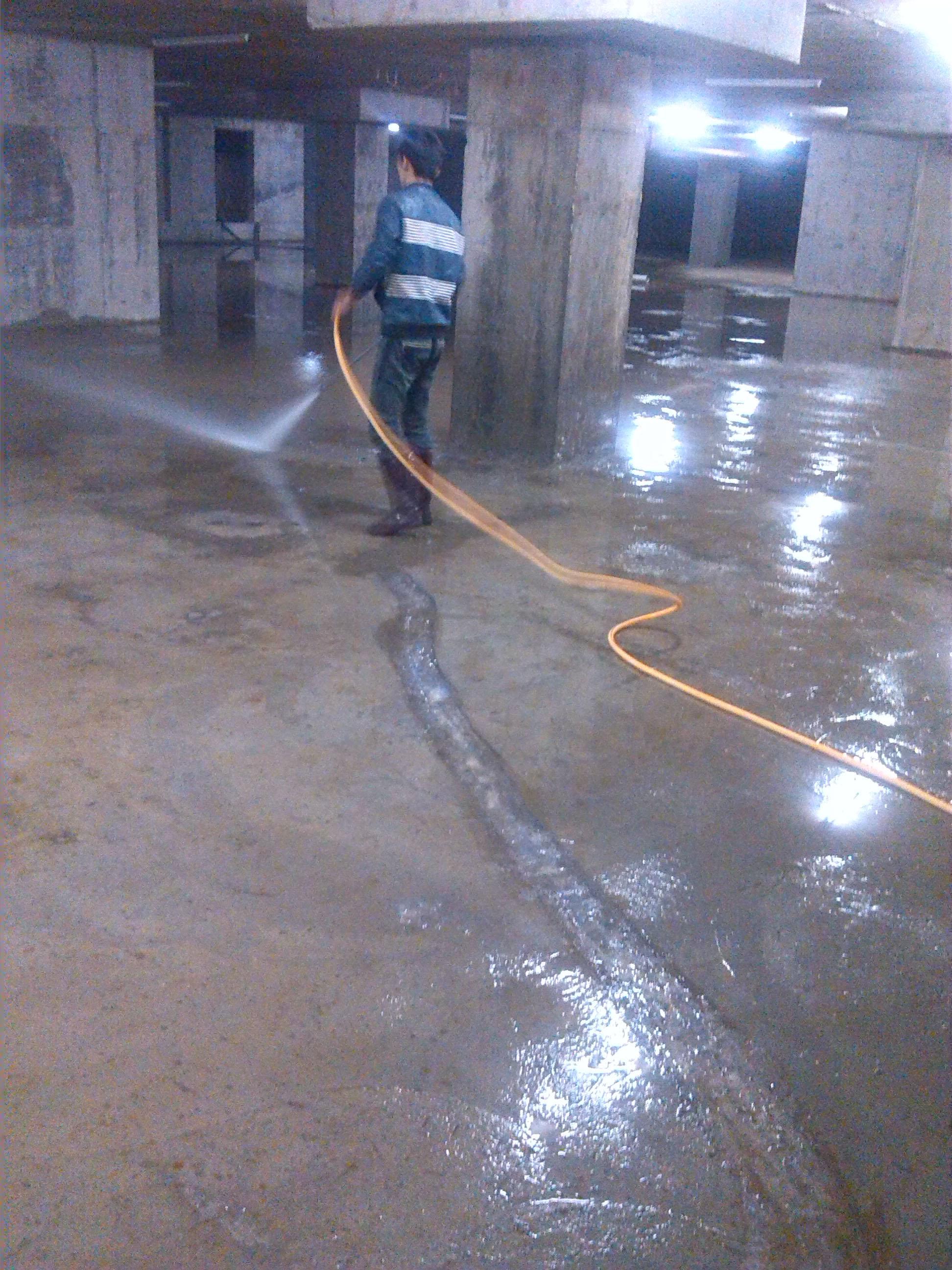 永州地下室防水