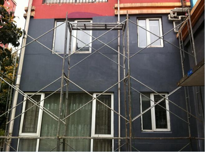 外墙渗水维修
