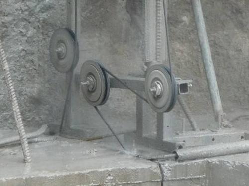 桥墩切割工程